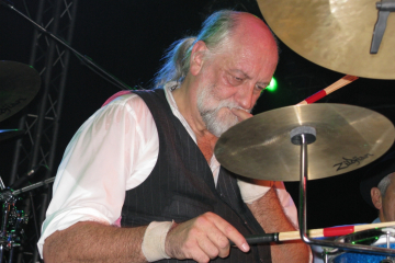 Mick Fleetwood (Fleetwood Mac)